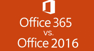 What is the Difference Between Microsoft Office 2016 and Office 365?
